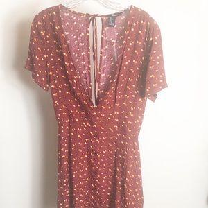 FOREVER 21 Mini Dress Size M NWOT